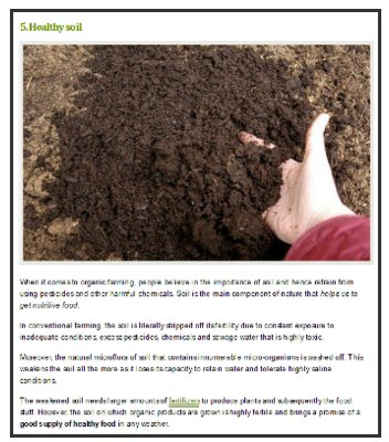 It s all about the soil organic soil solutions for Organic soil solutions